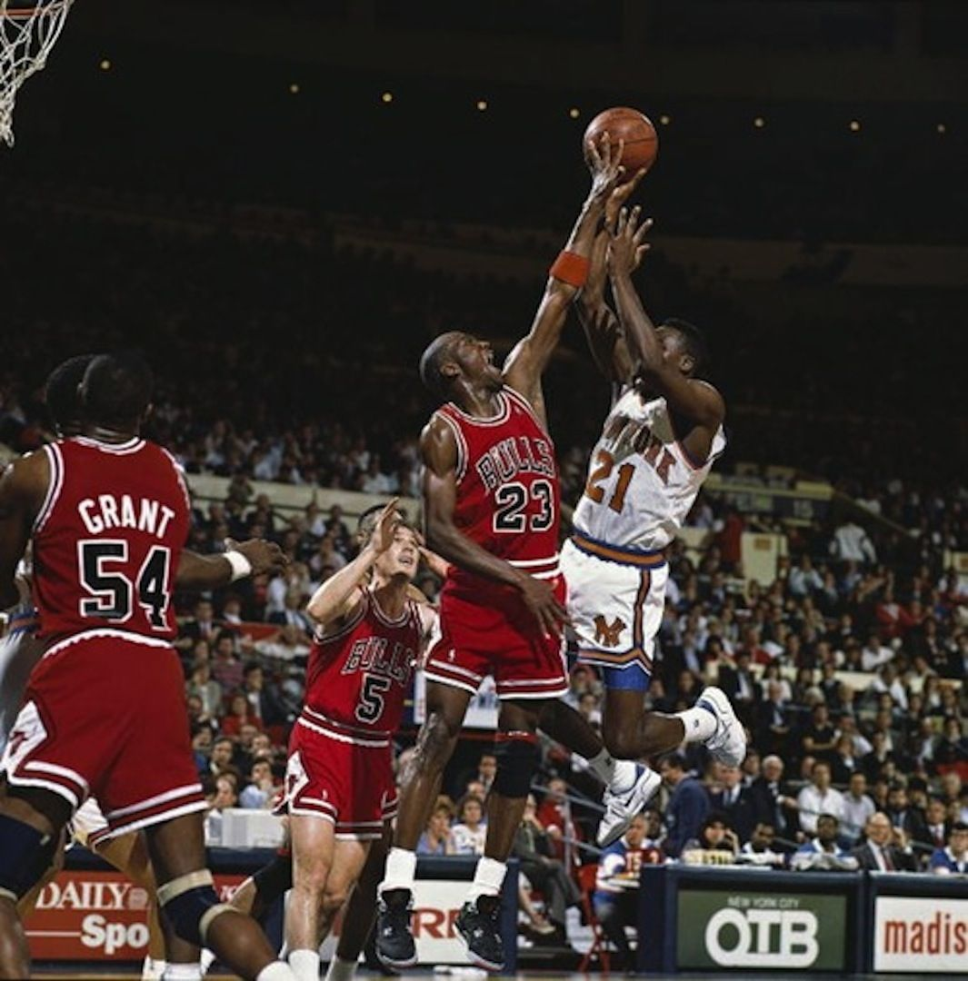 Air Block. #basketball #nba #jordan
