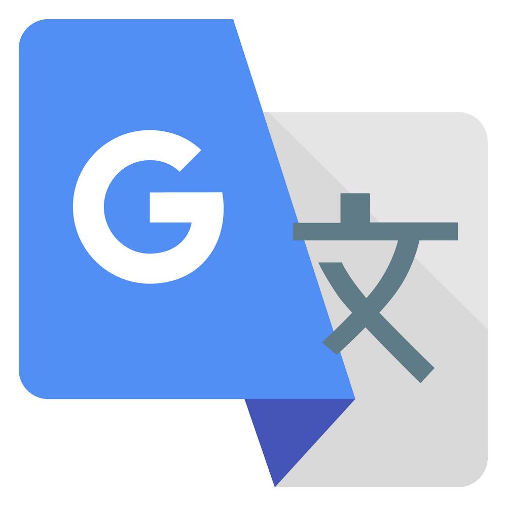 Google Translate Logo Google Translate App Logos