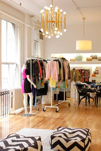 Athena Calderone Eyeswoon Rebecca Minkoff Fashion Showroom