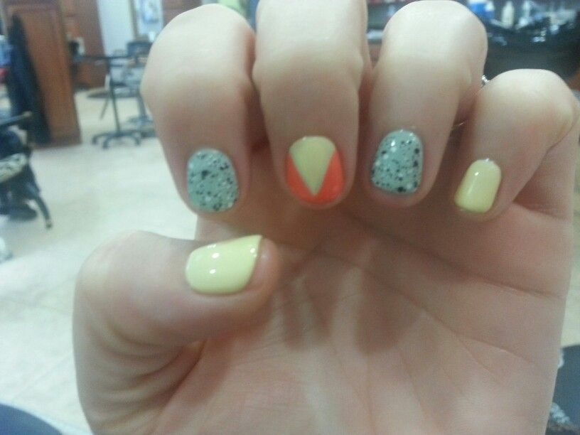 Shellac nails by Whitney @ RUMORS SALON Johnson City TN | Nails ...