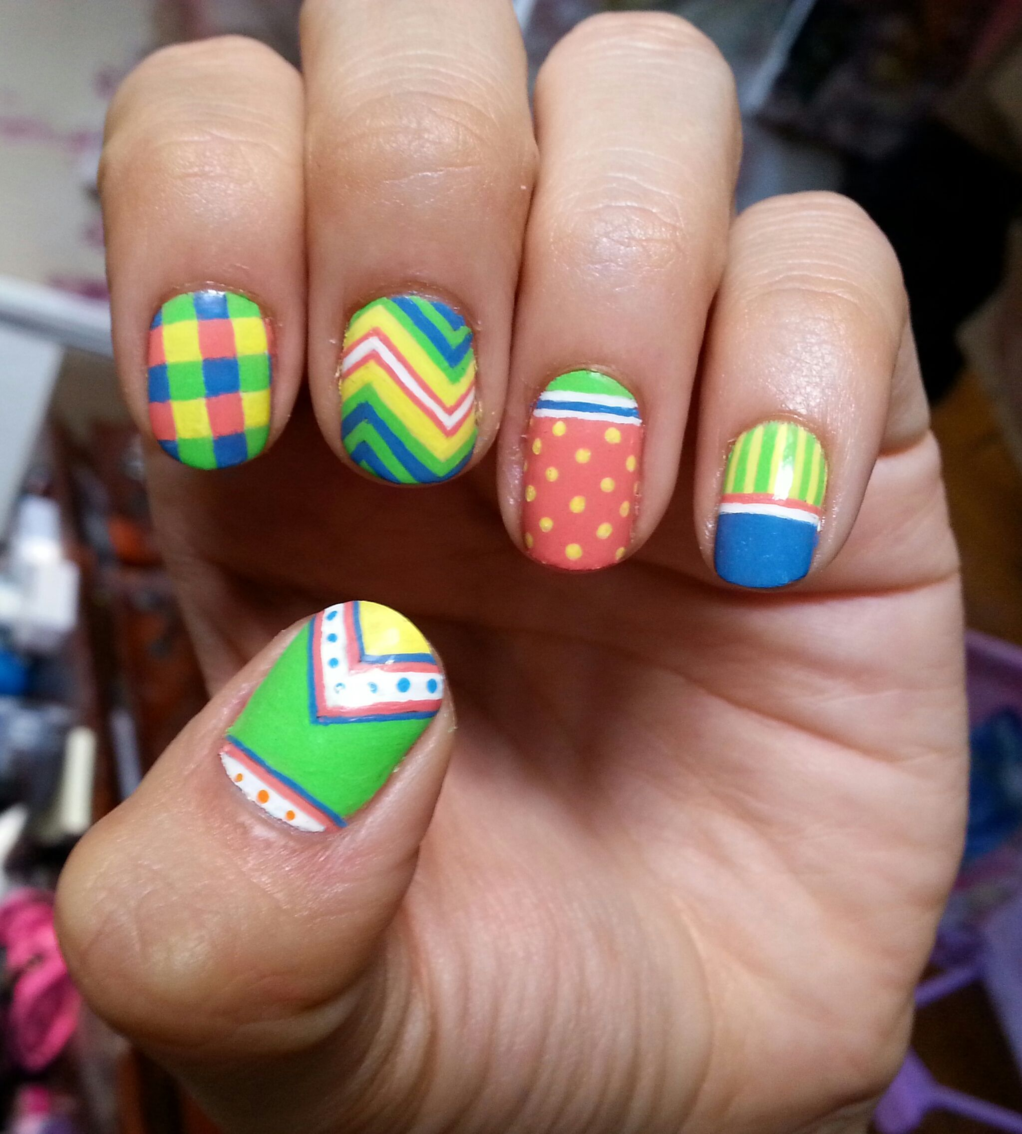 Vote for my nail art submission on Rite Aid's Nail Extravaganza! Just click on this image to go to the voting page. Thank you! #nailart #riteaidnails