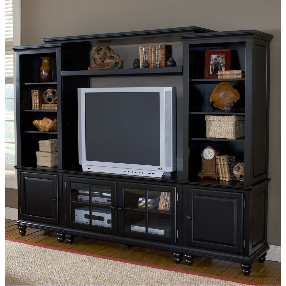 "Grand Bay 96"" TV Entertainment Wall Unit Hillsdale"