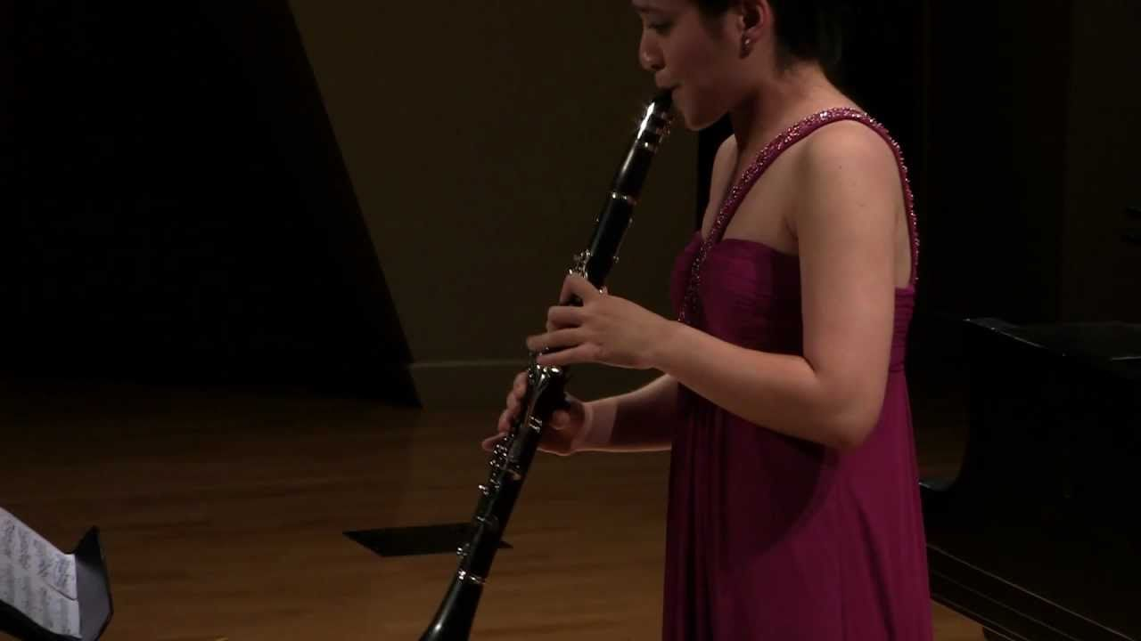 Weber: Clarinet Concerto No. 1 in F minor, Op. 73, I. Allegro moderato, ...