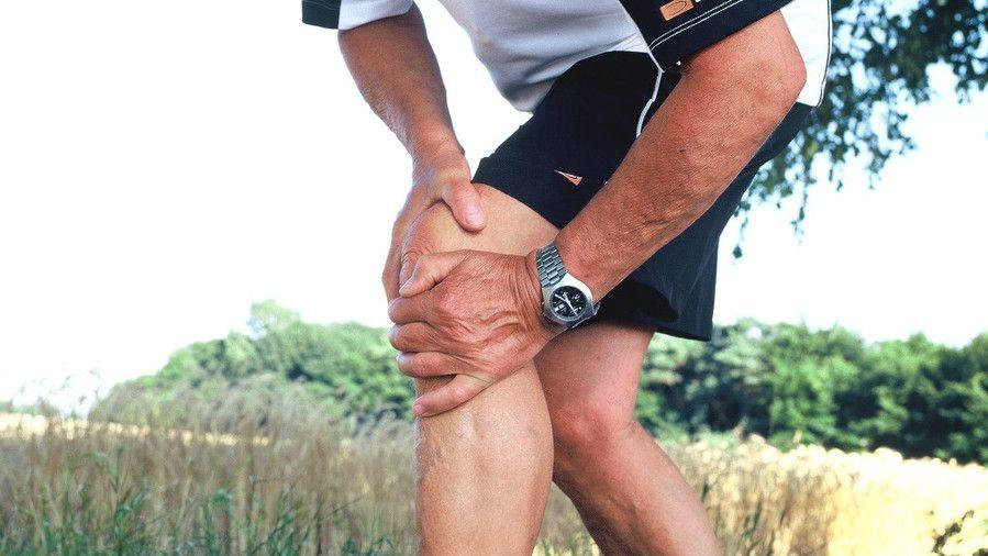 Schmerzmittel Knie
