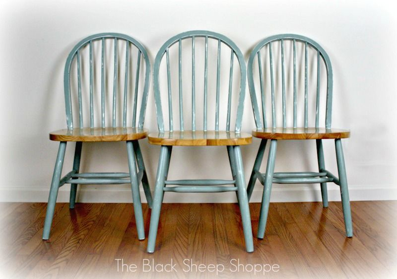 How To Quickly Tape Off Chair Spindles Painted Wood Chairs Painted Dining Chairs Painted Chairs Diy
