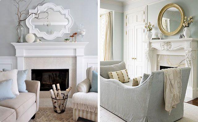 Ideas para decorar con espejos en el hogar diy home - Ideas para el hogar ...