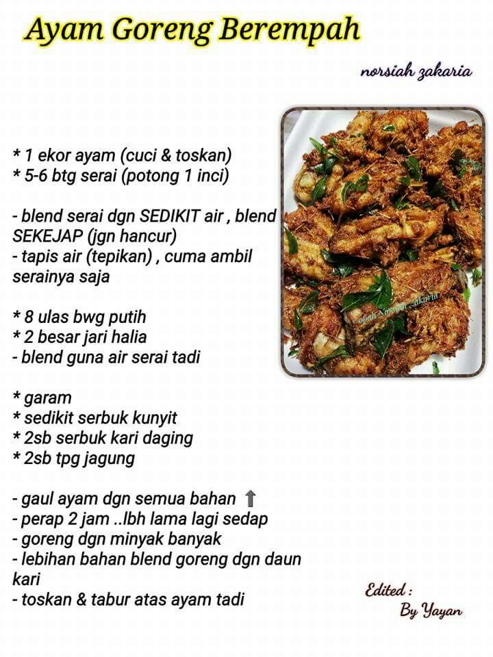 Pin By Roha Yati On Food Drink Drumstick Recipes Cooking Recipes