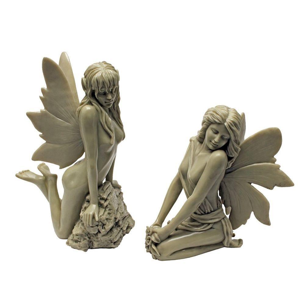 Fairy lawn ornaments - Statue Garden Fairy Statue Lawn