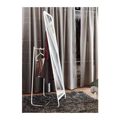 Standspiegel Ikea knapper standspiegel weiß merkliste ankleidezimmer und ikea