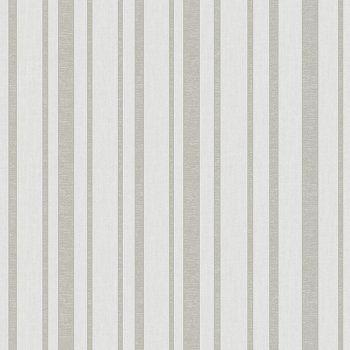 Fine Decor Tuscany Stripe Wallpaper Stone / Silver - Fine Decor from I love wallpaper UK