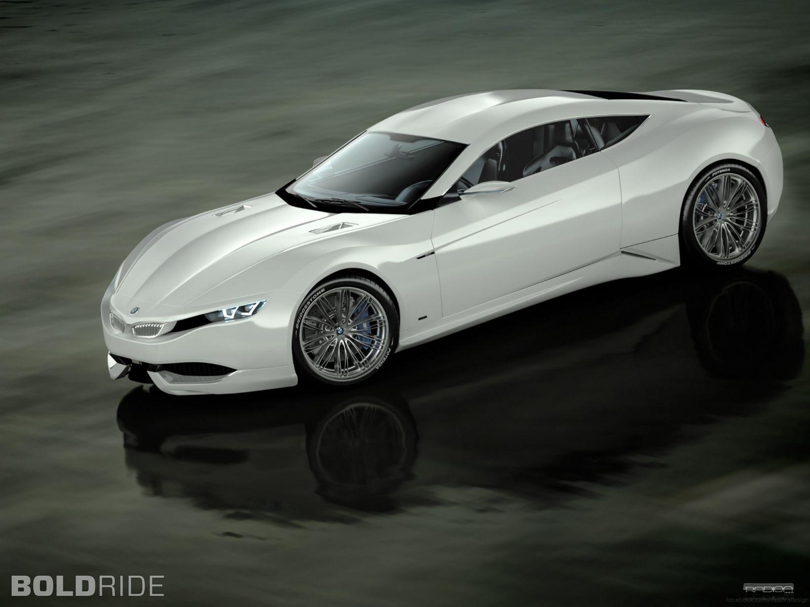 BMW M9 Concept | Inspirations Area