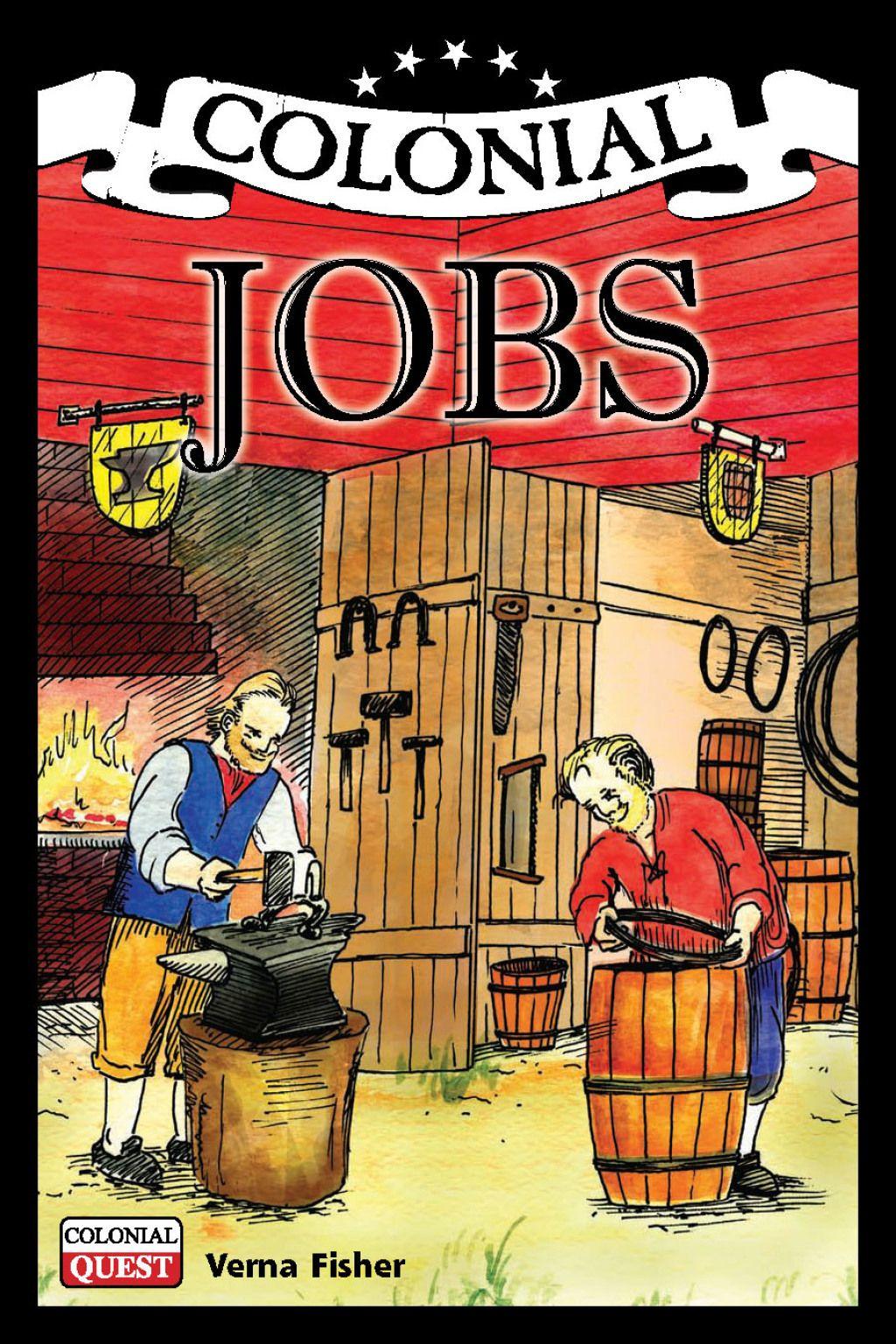 Colonial Jobs Ebook