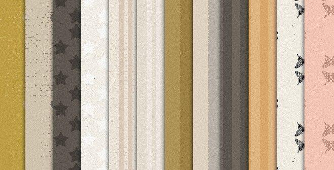 Vintage Inspired Patterns
