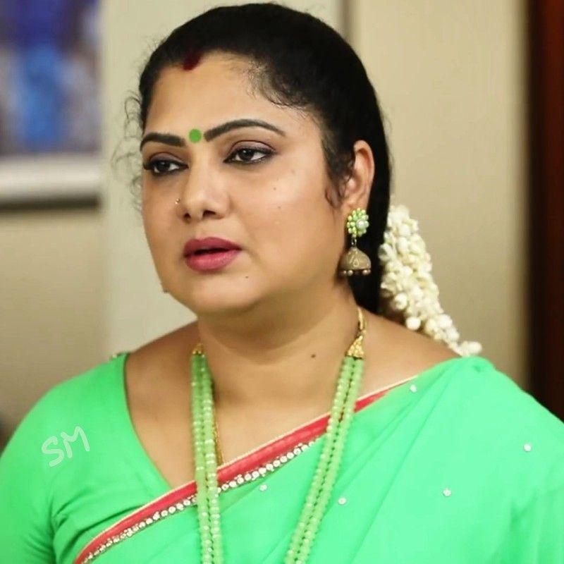 Easy Ladies Hairstyles In Kerala: #tamilserial #tamilserialactress