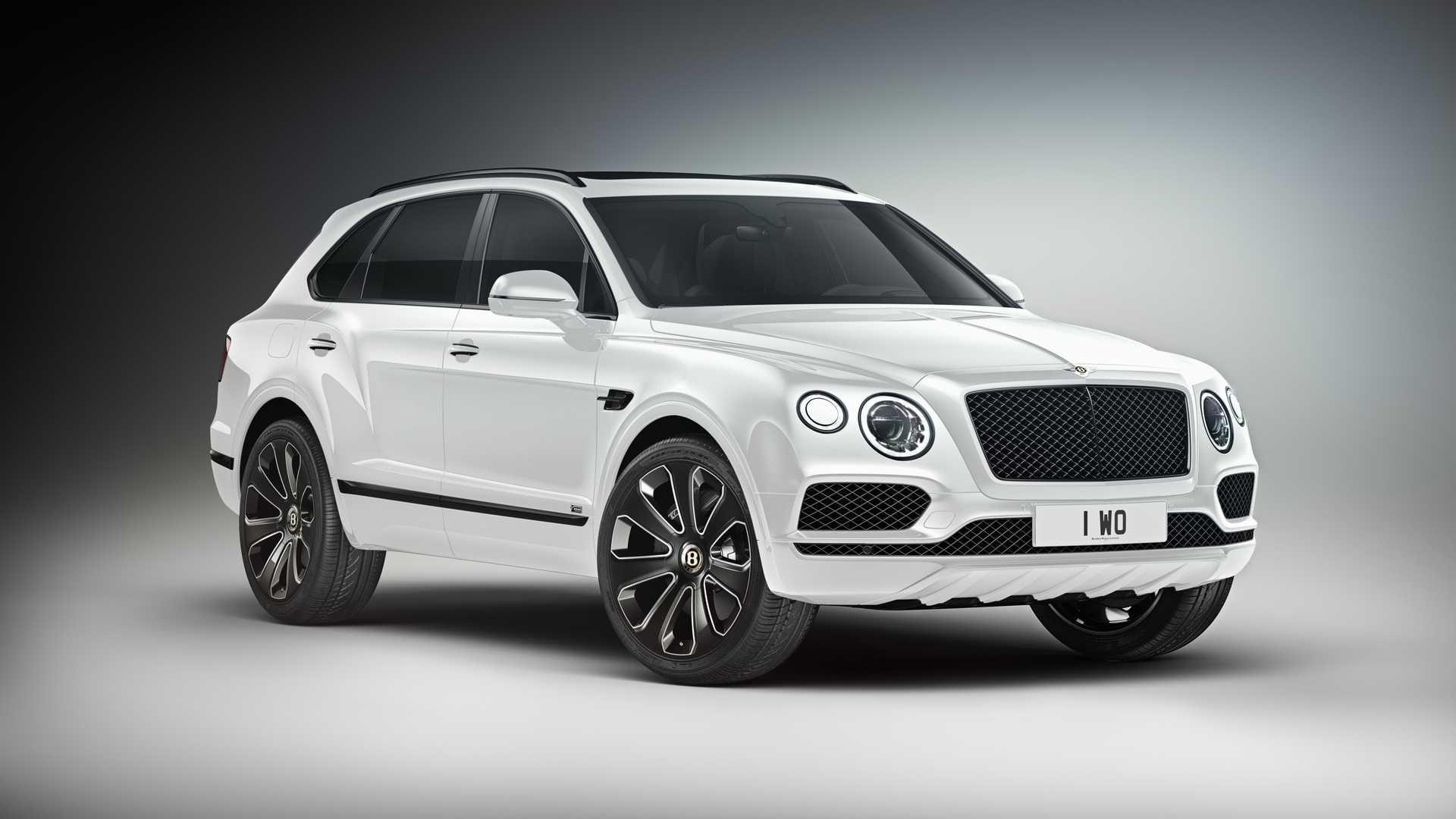 Bentley Announce Design Series For The Bentayga V8 Bentley Suv