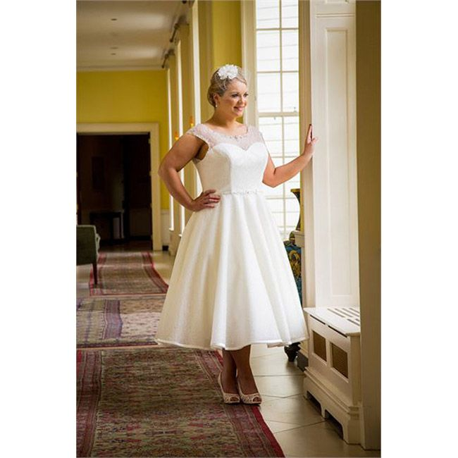 Petite Plus Size Wedding Gown Designs Are Sometimes Made In A Tea