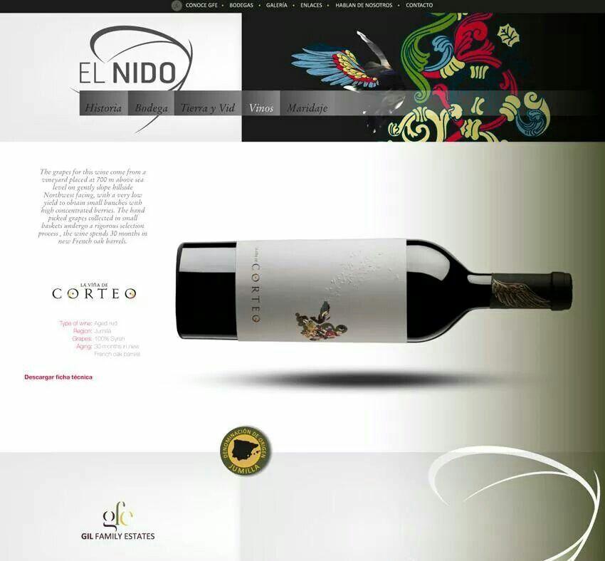 Bodegas Juan Gil y diseños de Grafyco