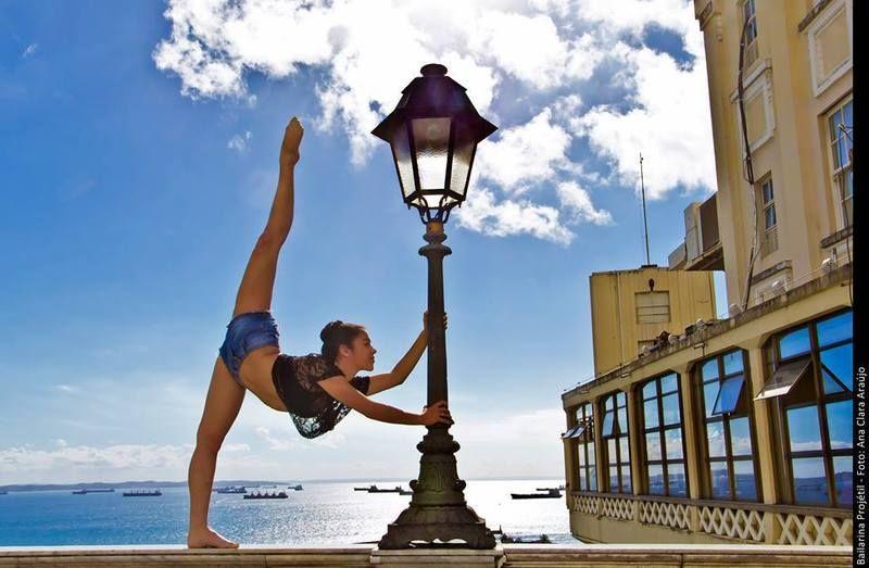 Ballet   Downtown   Bailarina Projétil by Taís Alves #ballerinaproject #ballet #dance