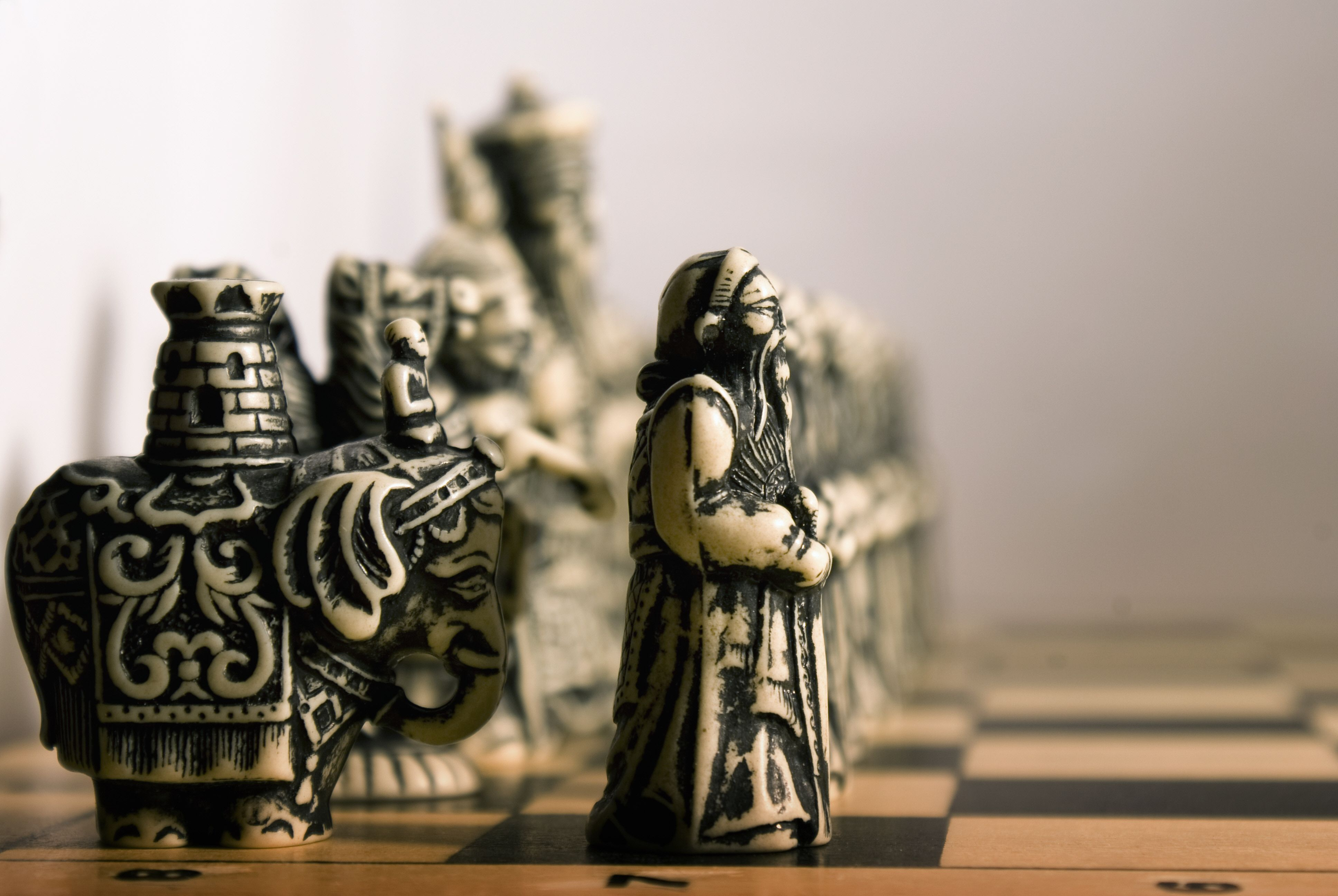 Game Chess Wallpaper Chess pieces, Chess, Chess set unique