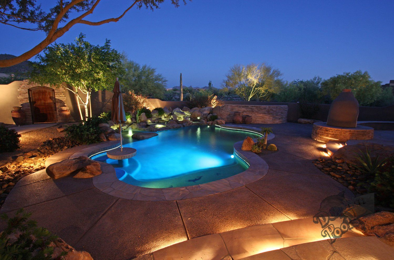 Backyard Pool House Ideas Poolideas Arizona Backyard Backyard Pool Dream Pools