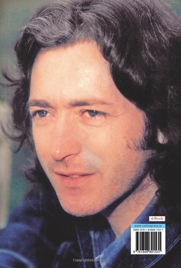 Rory Gallagher - showing a little gray in his hair!
