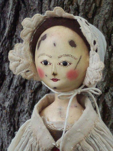 Queen Anne Dolls