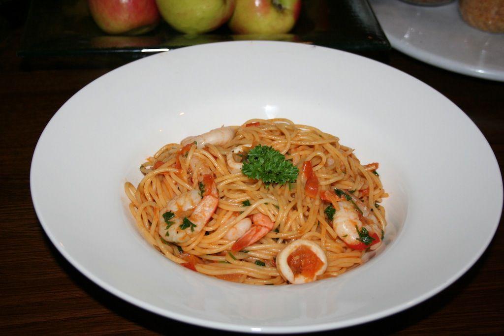Resep Spaghetti Marinara Resep Masakan Dapur Arie Resep Spageti Resep Masakan Marinara