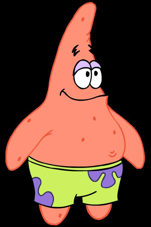 And Star Characters Spongebob Krabs Patrick Mr Spongebob Star Character Patrick Star