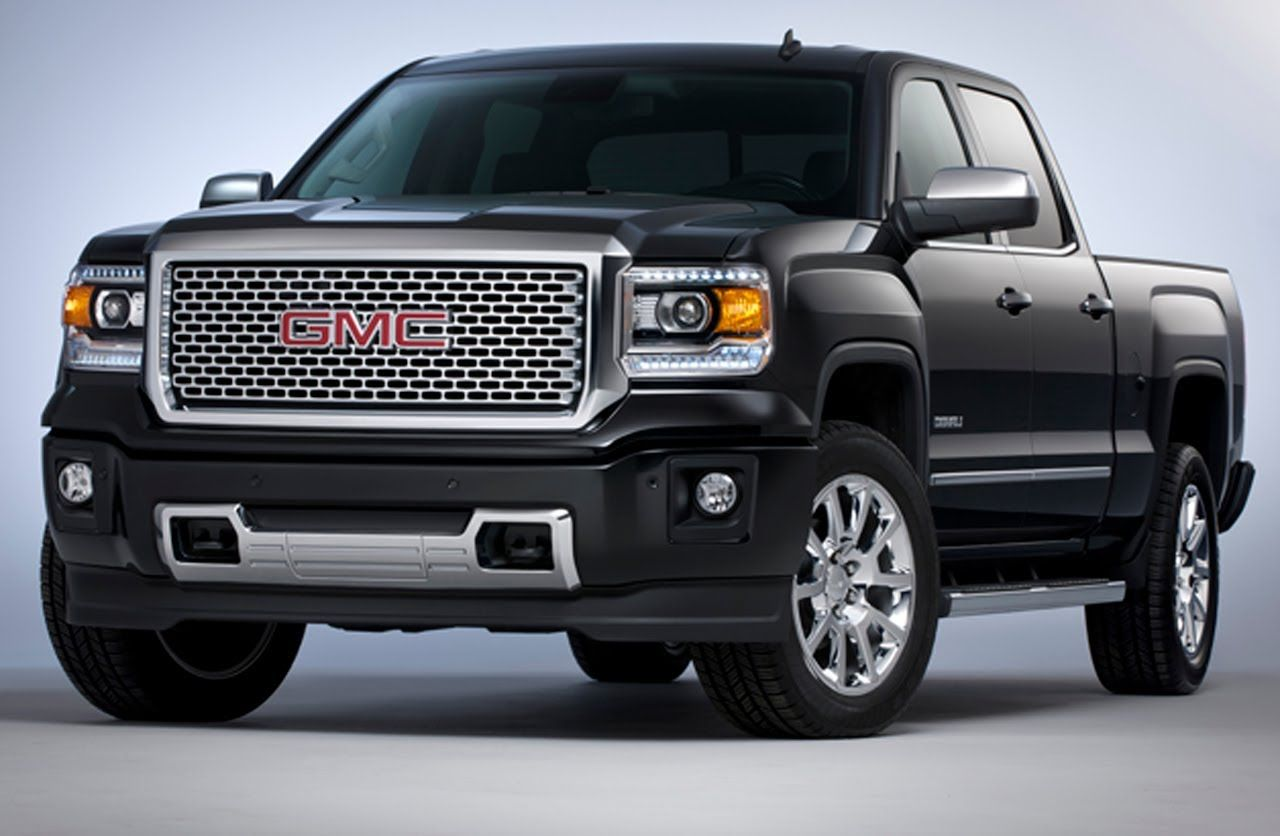 All New 2015 Gmc Sierra Denali 6 2l V8 Everything You Ve Ever