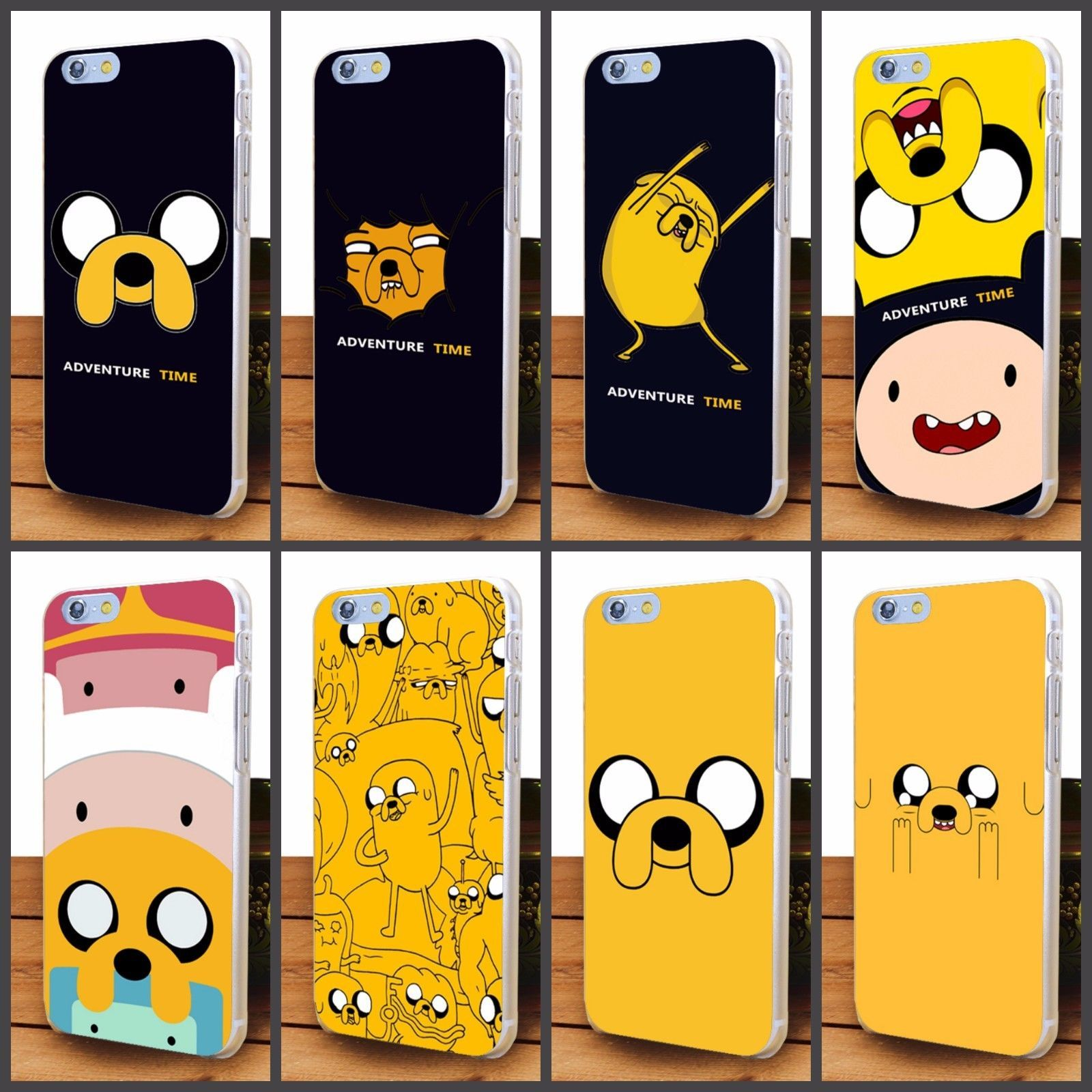 Jake And Fin Adventure Time iphone case