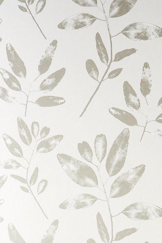 Image of Wallpaper - Botanical - Limestone
