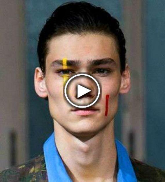 Makeup Editorial Editorial Men + in 2020 | Editorial makeup, Editorial
