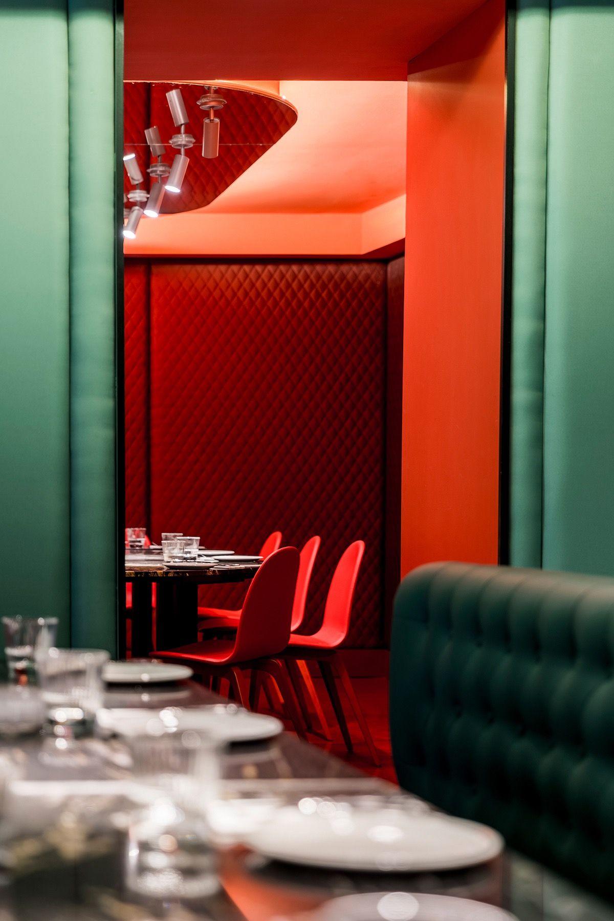 Pin On Restaurant Interior