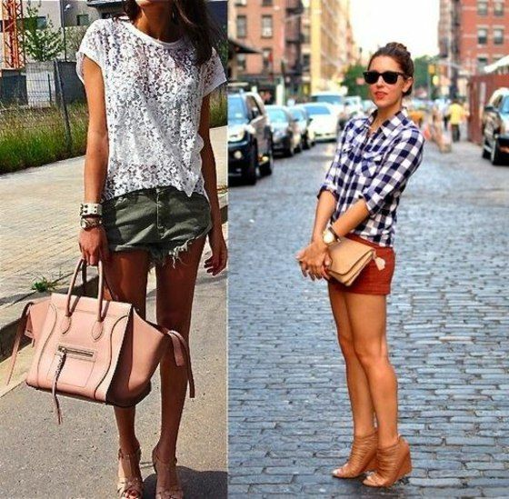 stylische sommer outfits