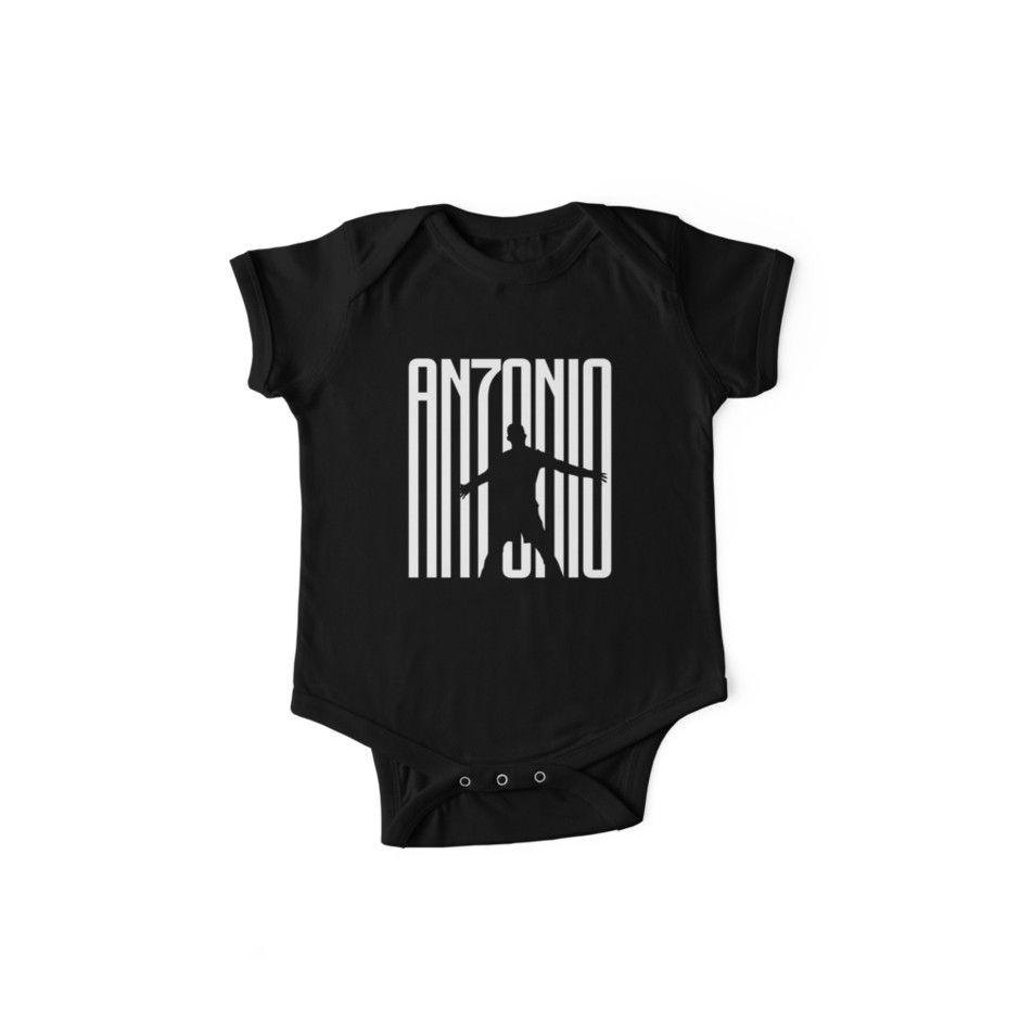 best service 17ca5 44b27 Antonio Soccer Football Forza Juve Fan' Kids Clothes by ...