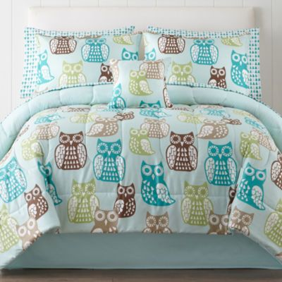 Pin By Hailey Wegner On Owls Comforter Sets Comforters Bedding Sets