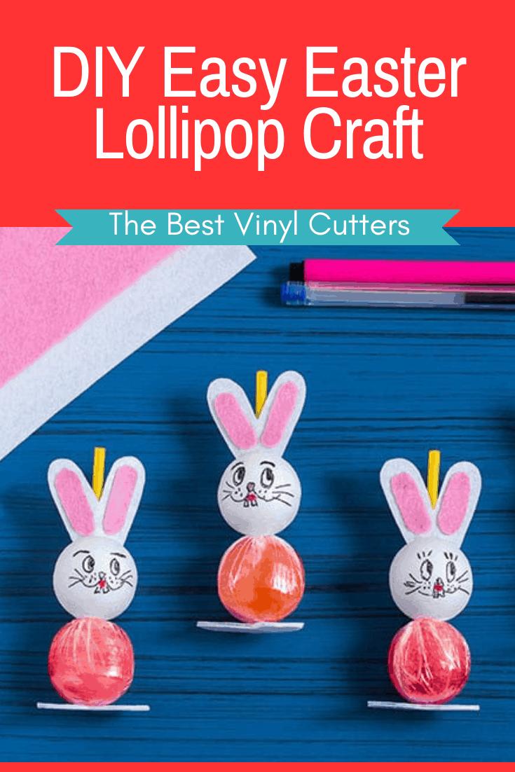 Photo of DIY Easy Easter Lollipop Craft Tutorial [Even