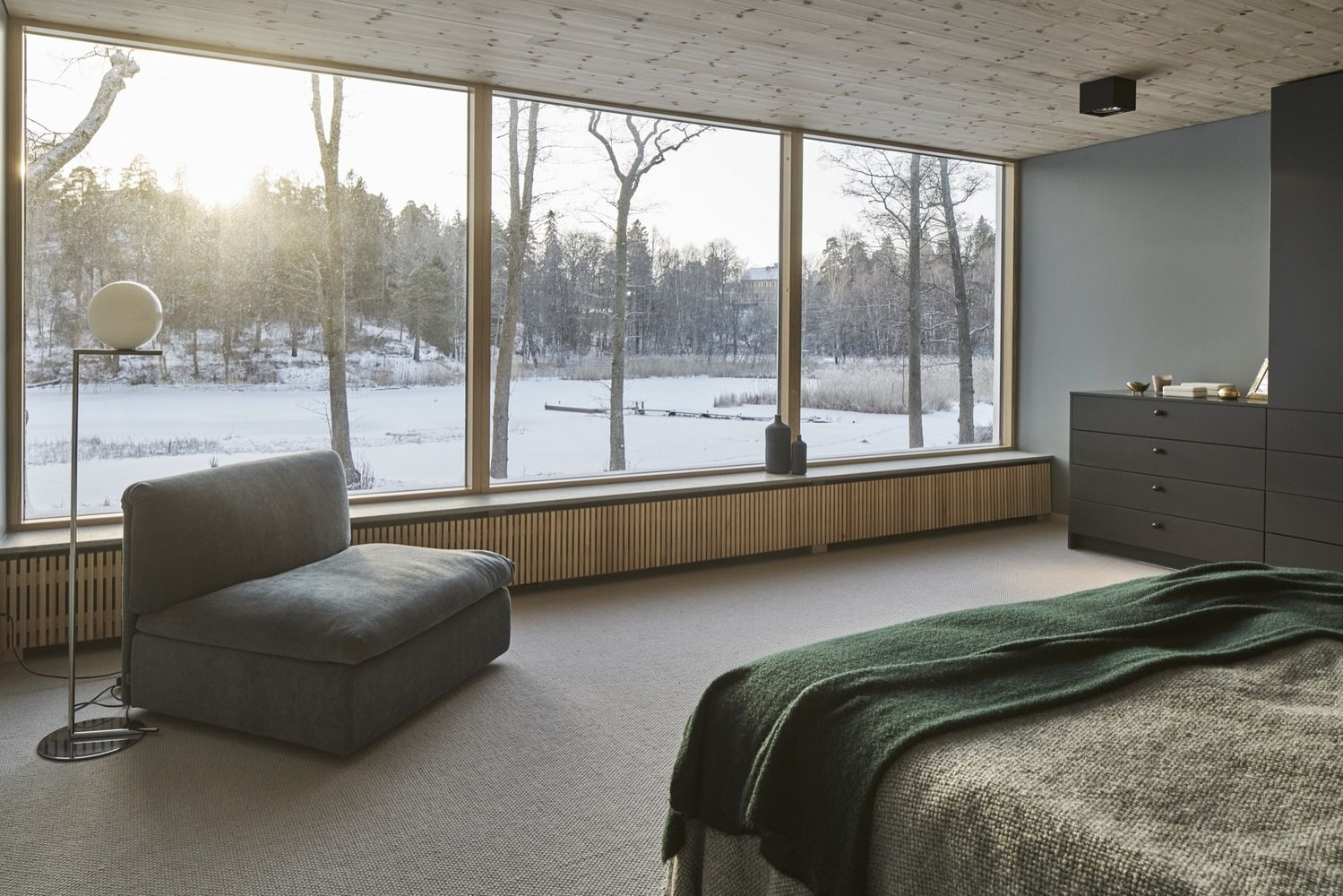 Gallery of solsidan housing max holst house bedrooms and