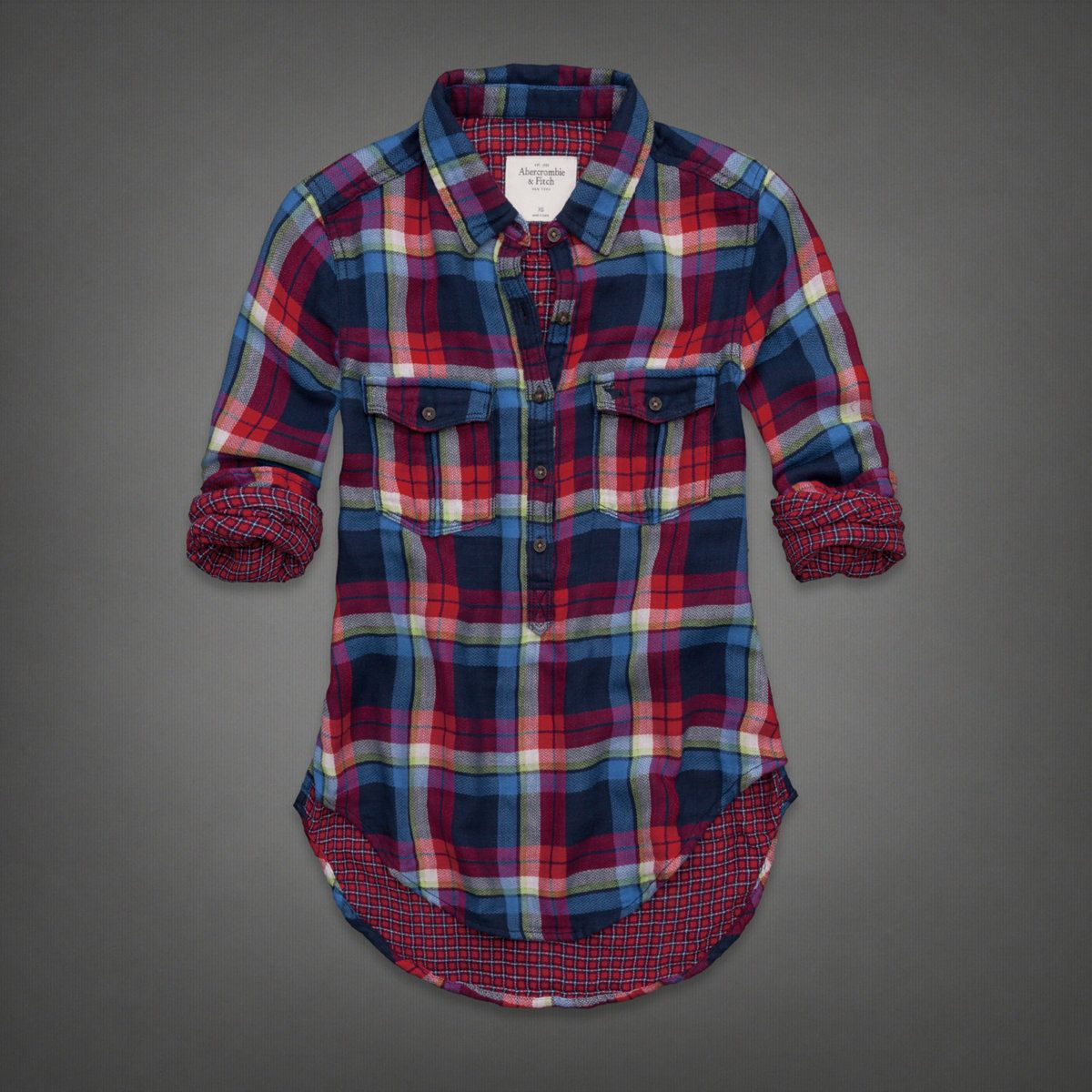 Abercrombie Accessories Abercrombie Accessories Abercrombie Womens Abercrombie Couple Abercrombie Womens: Womens Shannon Flannel Shirt