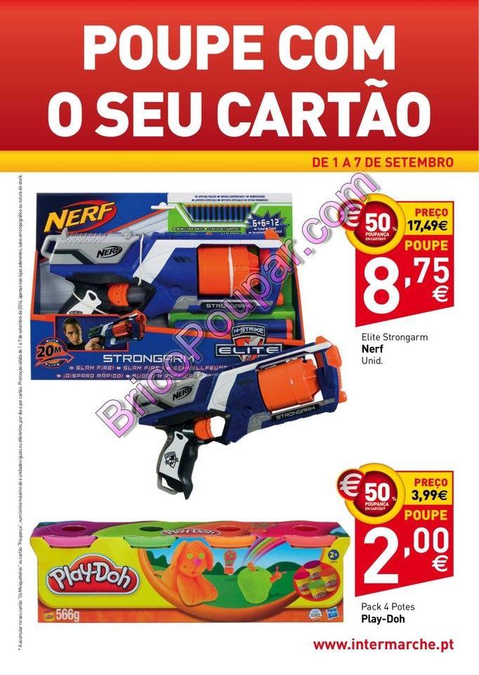 Antevisão Promoções Folheto Intermarché - de 1 a 7 de setembro - poupe com o seu cartão