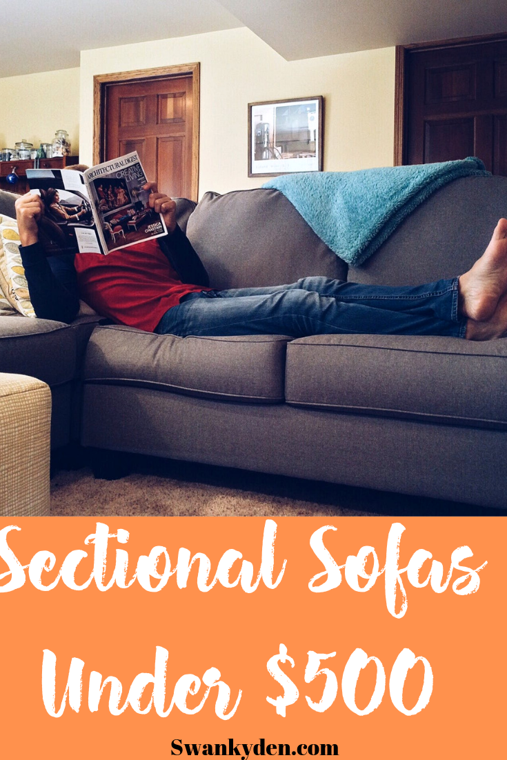 Best Cheap Sectional Sofas Under 500 You Ll Love 2020 Living Room Designs Sectional Sofa Living Room On A Budget