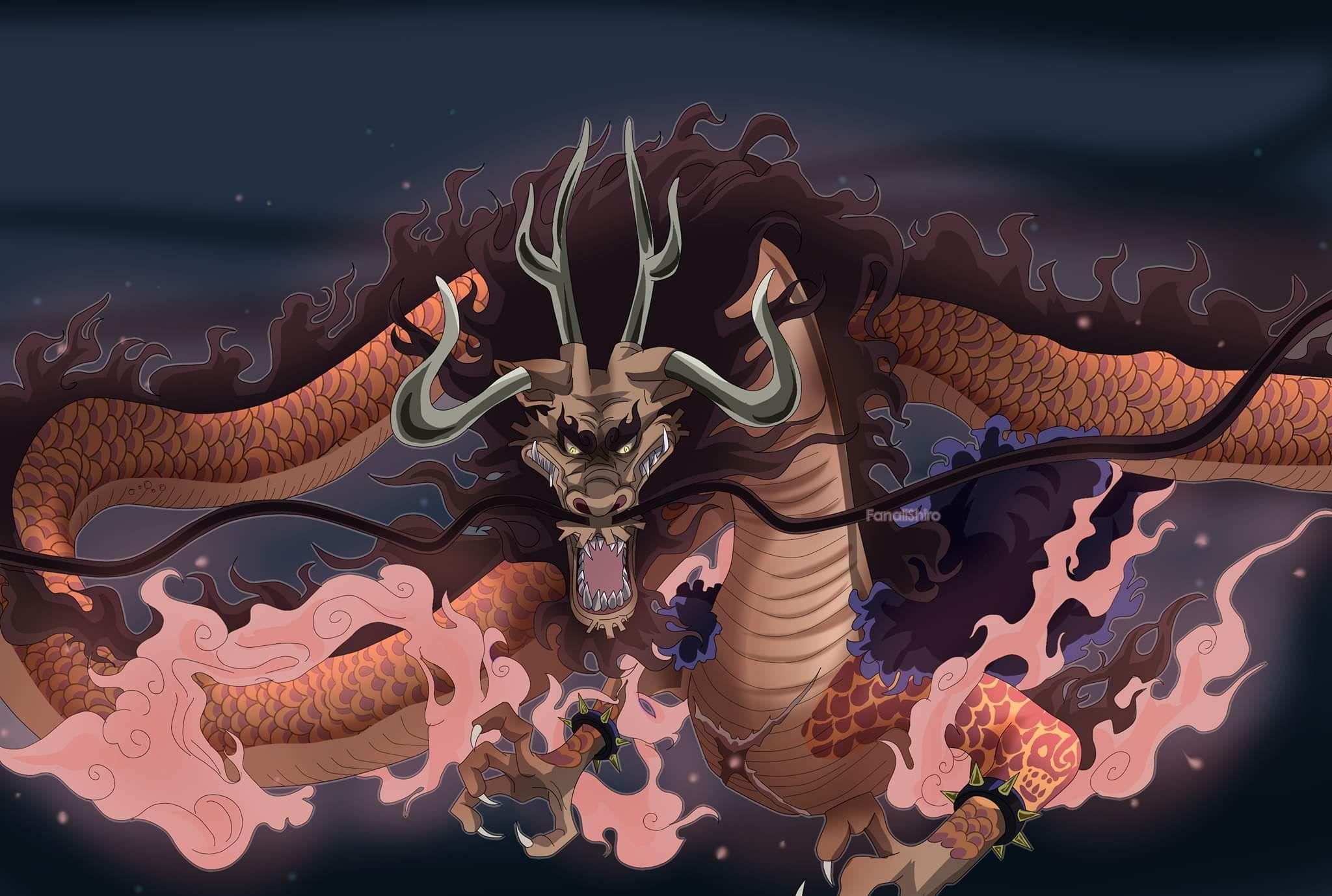 One Piece chapitre 922 Shutenmaru s'allieratil avec