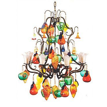 Image result for chandelier glass fruit chandeliers pinterest image result for chandelier glass fruit aloadofball Choice Image