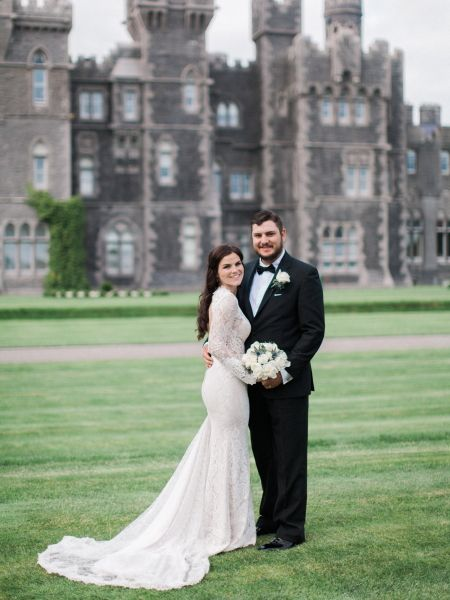 Ashley Brody S Ashford Castle Wedding West Coast Weddings Ireland