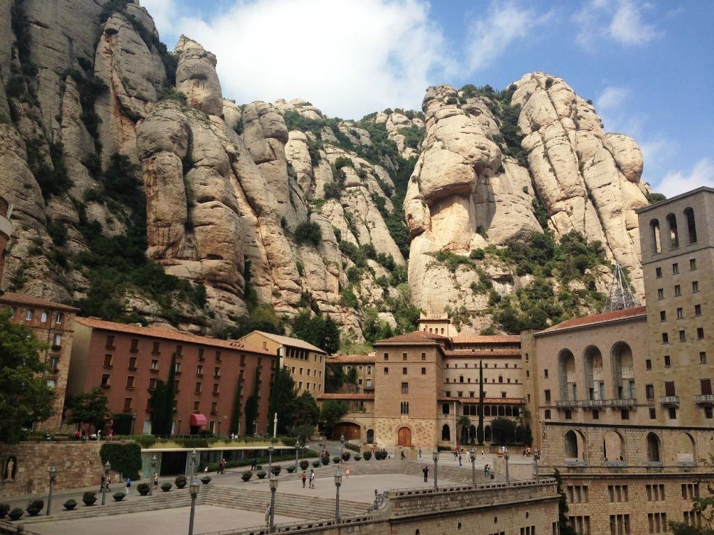 Monasterio de Montserrat - Montserrat, Provincia de Barcelona -