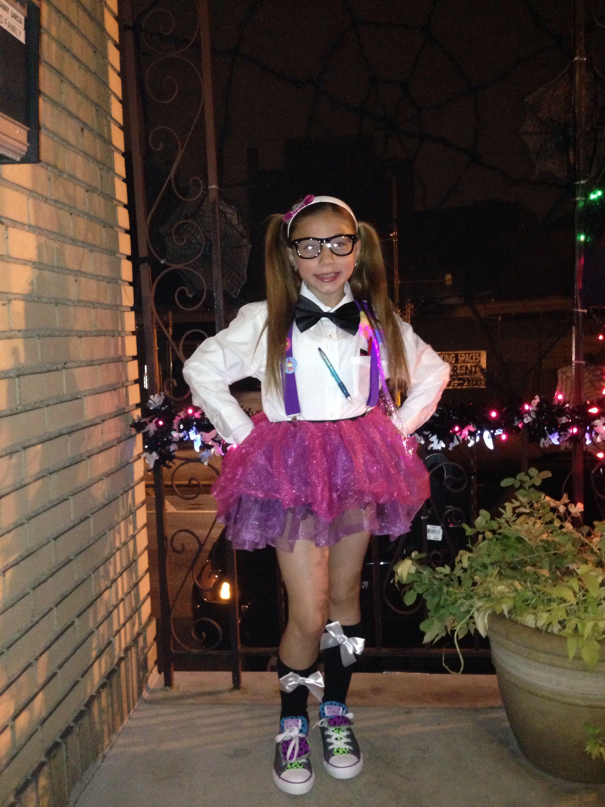 Gorgeous Hello Kitty Nerd. Gorgeous costume for girls ...