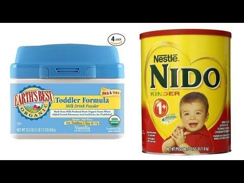 Top 5 Best Milk Powder for Toddlers Reviews 2016 Buy Nido