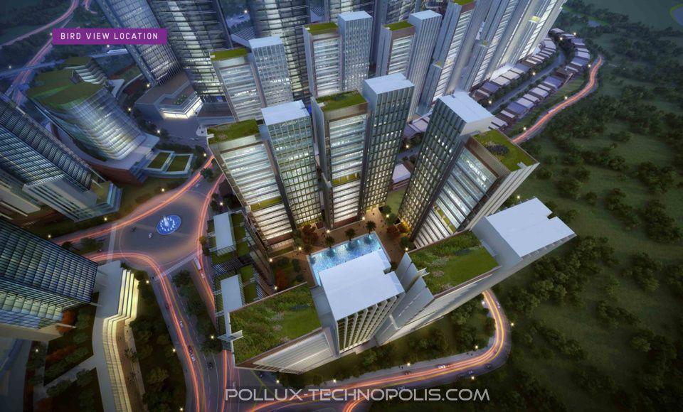 Apartemen Pollux Technopolis Karawang Dijual perdana #polluxkarawang #polluxtechnopolis