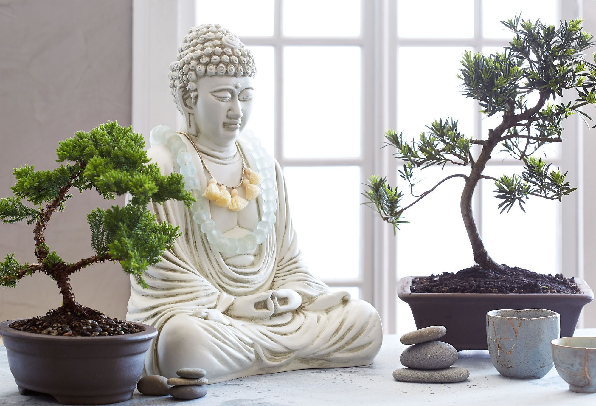 Buddha Dekoration Serenity Now Zen Garden Finds For Indoors And Out Stuff I