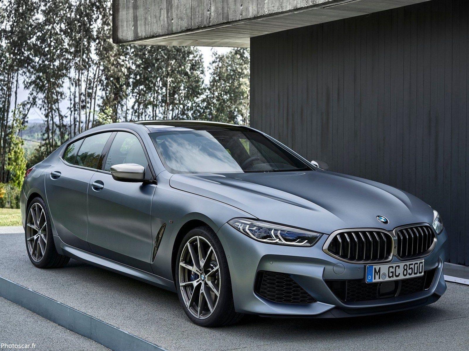 Bmw Serie 8 Gran Coupe 2020 Sera Disponible Dans Les Versions I6 Et V8 Bmw 8 Series Gran Coupe Bmw M850i 2020 Bmw
